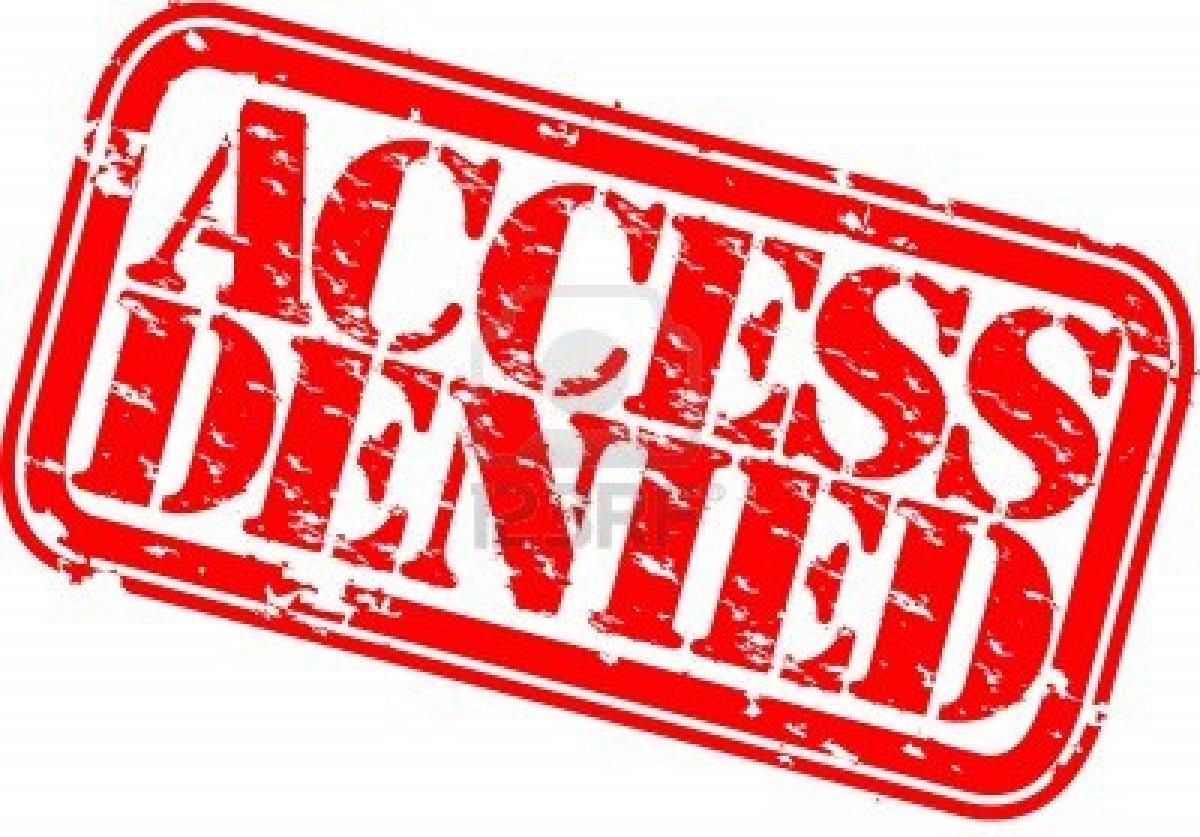 Denied >> Access Denied Khalilah Yasmin C